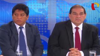 """Iván Hidalgo: """"Programas sociales del Gobierno son 'etiquetas' puestas a los que ya funcionaban"""""""