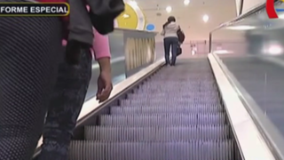 Municipios clausuran escaleras eléctricas por falta de seguridad