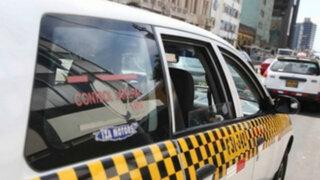 Empresa Taxi Green pide levantar suspensión tras asalto a pasajero
