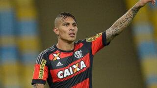 VIDEO: Guerrero explicó razón de su llanto tras marcar gol con Flamengo