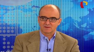 """Abraham Levy: """"Magnitud de 'Fenómeno El Niño' será menor al ocurrido en 1997"""""""