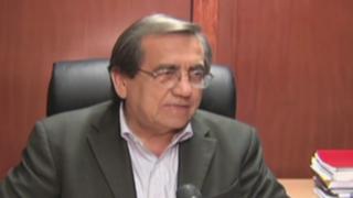 Jorge del Castillo considera que DINI estaría detrás de supuesto reglaje a homónimo