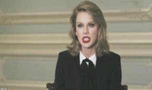 Mario Testino fotografió a artista Taylor Swift para Vanity Fair