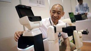Japón: desarrollan robot que ayuda a personas con discapacidad