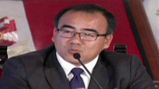 El Niño: ministro de Transportes asegura que se entregó presupuesto para obras de prevención