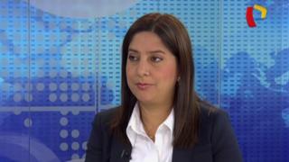 """Norma Vidal del Midis: """"Qali Warma es un programa sumamente exitoso"""""""