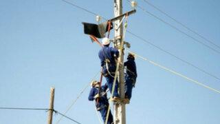 Tarifas eléctricas suben 1.1% desde este mes para usuarios residenciales