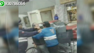 WhatsApp: Denuncian abuso de personal municipal de Miraflores