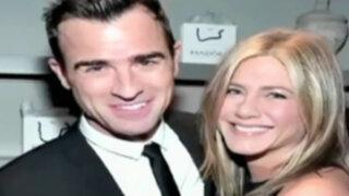 Espectáculo internacional: Jennifer Aniston y Justin Theroux se casaron en secreto en Los Ángeles