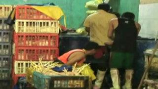 La Victoria: intervienen centros de acopio en pésimas condiciones