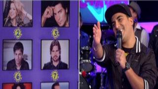 Está Cantado : Tommy Portugal superó a sus rivales y se convirtió en el ganador de la semana