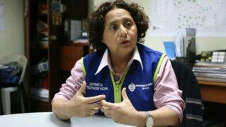 Susel Paredes anunció su renuncia a precandidatura presidencial