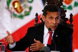 GFK: desaprobación de Ollanta Humala llegó a 79% en agosto