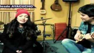 Renata Flores: de Ayacucho para el mundo