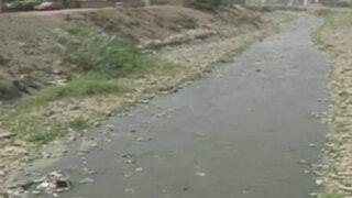 Informe 24: vecinos de la ribera del río Chillón temen lo peor por El Niño