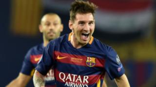 Barcelona gana sufriendo la Supercopa de Europa y va por la 'sexteta'