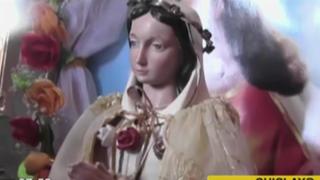 Chiclayo: pobladores conmocionados por aparición de supuestas lágrimas en virgen