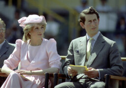 Subastan fotos inéditas de la boda de Lady Di y príncipe Carlos