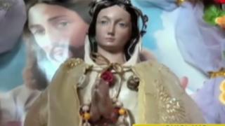 Virgen que 'llora' causa conmoción en Chiclayo: recuento de casos similares en el mundo