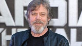 Difunden primera imagen de Luke Skywalker en el episodio VII de Star Wars