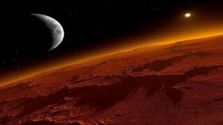NASA: confirman que marte perdió su atmósfera