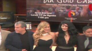 Panamericana Televisión estrenará serie 'Un solo camino' este lunes