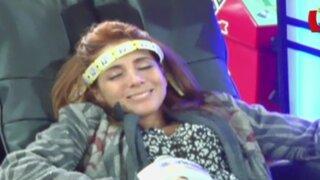 Día del Niño: Fiorella Flores pasó un día con su pequeña en parque de diversiones