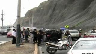 Miraflores: ciclista muere atropellado mientras participaba en protesta