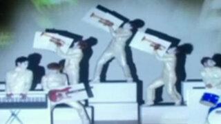 EEUU: bailarines japoneses sorprenden en programa de talento
