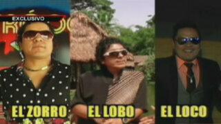 El Zorro y El Loco: Los imitadores de José Luis Arroyo, El Lobo