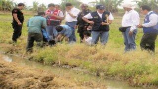Rescatan a menores que iban a ser explotados en zonas arroceras de Tumbes