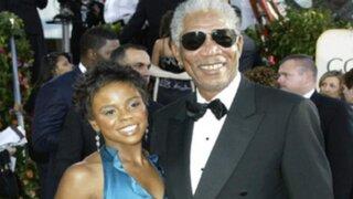 Estados Unidos: asesinan a nieta del actor Morgan Freeman