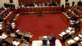 Congreso: plantean recomposición de Mesa Directiva tras últimos cambios