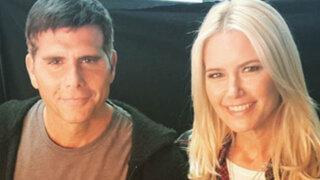 "Valeria Mazza: ""Tuve mucha química con Christian Meier que  es guapísimo"""