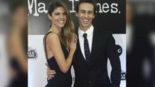 "Stephanie Cayo deslumbró en avant premiere de ""Magallanes"""