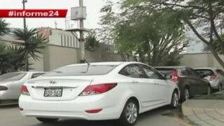 Informe 24: es casi imposible estacionar en las calles de San Isidro