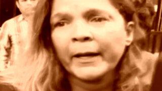 Liberaron a María Elena Llanos tras ser detenida en el aeropuerto