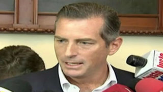 Arosemena, Gutiérrez y jefa de la OSCE en comisión Belaunde Lossio