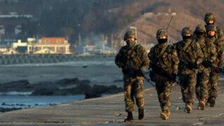 Corea del Norte al borde de la guerra con Corea del Sur