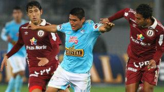 Universitario y Sporting Cristal se enfrentan hoy por el Torneo Apertura