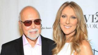 Celine Dion atraviesa difícil momento por enfermedad de su esposo