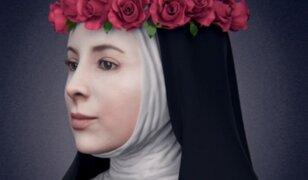 Científicos reconstruyen rostro original de Santa Rosa de Lima