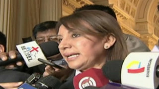 Procuradora Julia Príncipe revela que Nadine Heredia será citada a la fiscalía