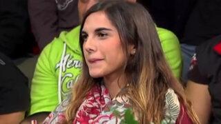 Mira la locura de amor que hicieron por Manuela Camacho en plena transmisión
