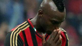 Controlan al 'Nene': Mario Balotelli y las normas que debe cumplir en el AC Milan