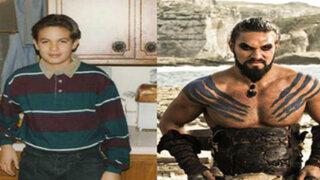 Game Of Thrones: así lucían sus principales personajes cuando eran jóvenes