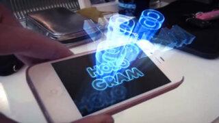 YouTube: fabrica tu propio proyector 3D de la forma más simple que puedas imaginar