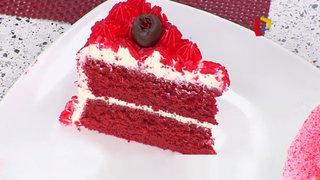 Torta roja aterciopelada: aprende a preparar este postre con esta receta