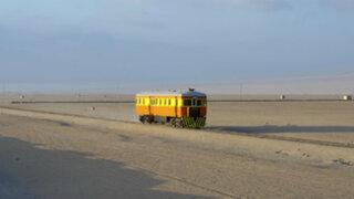 Anuncian pronto funcionamiento de ferrocarril Tacna-Arica