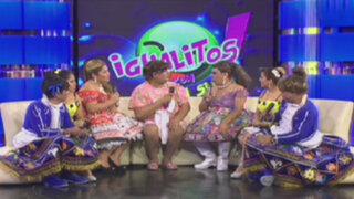 """Sonia Morales se enfrenta a su impostora en """"los firmes y los bambas"""""""